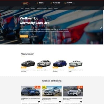 website germanycars